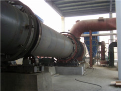 1ton/hr Rotary Industrial Incinerator