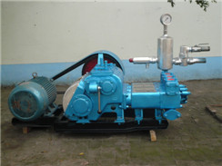 HBW450/5 Horizontal,triplex-cylinder,reciprocating Single-acting Plunger Pump