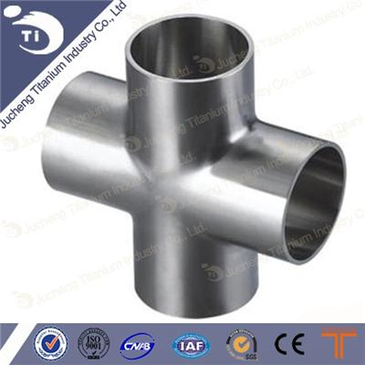Titanium Equal Cross