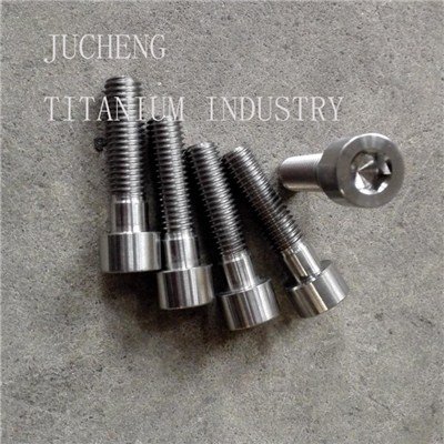 GR5 Wholesale Price DIN912 Titanium Screw M10X40