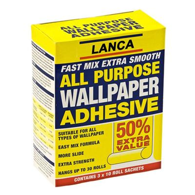 Wallpaper Adhesive Powder
