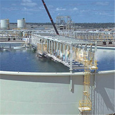 Thickener With Central Transmission