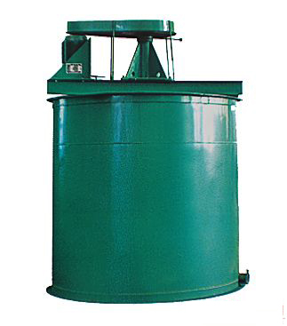 Flocculant Mixing Tank