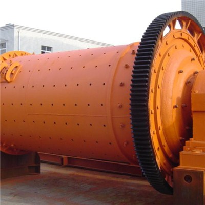 Wet Type Grate And Overflow Ball Mill