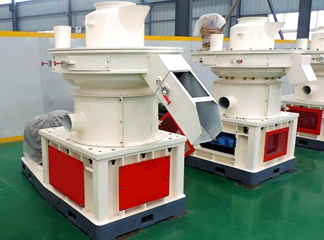 Necessary Cleaning for FTM Wood Pellet Press