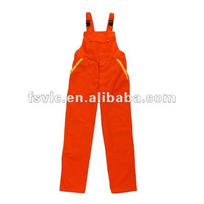 Cotton Nylon Flame Reatardant Bib Overall