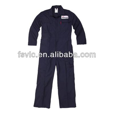 Aramid Flame Retardant Coverall