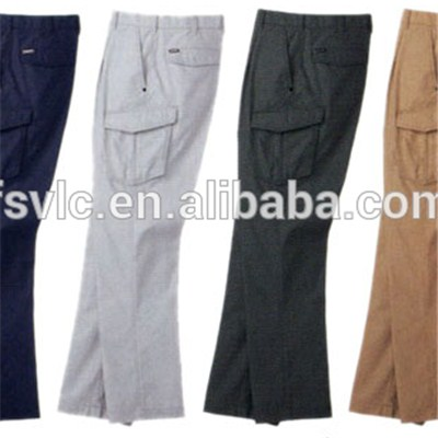 Cotton Nylon Flame Retardant Pants