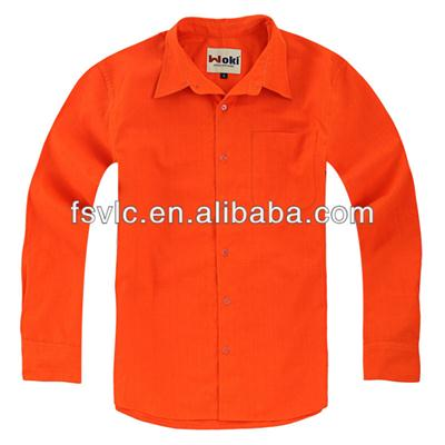 Modacrylic Flame Retardant Long Sleeve Shirt