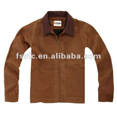 Cotton Nylon Flame Retardant Jacket