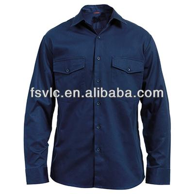 Cotton Nylon Flame Retardant Shirt