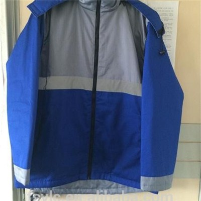 Cotton Flame Retardant Jacket