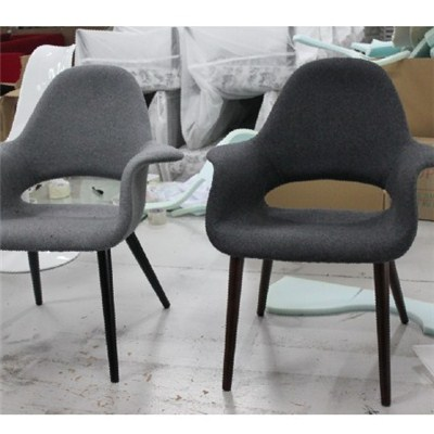C Saarinen Organic Chair