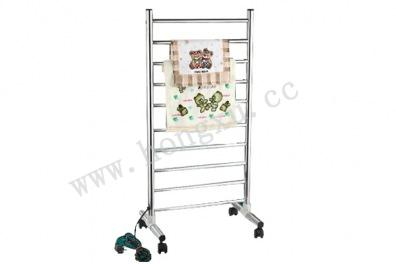 Electric Towel Warmer With Wheels