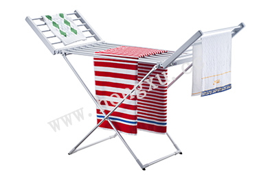 Electric Clothes Dryer With Wings