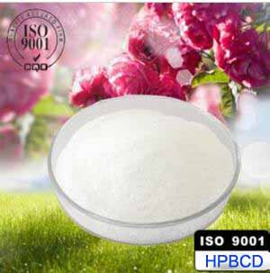 Pharmaceutical Raw Material Hydroxypropyl Beta Cyclodextrin 128446-35-5