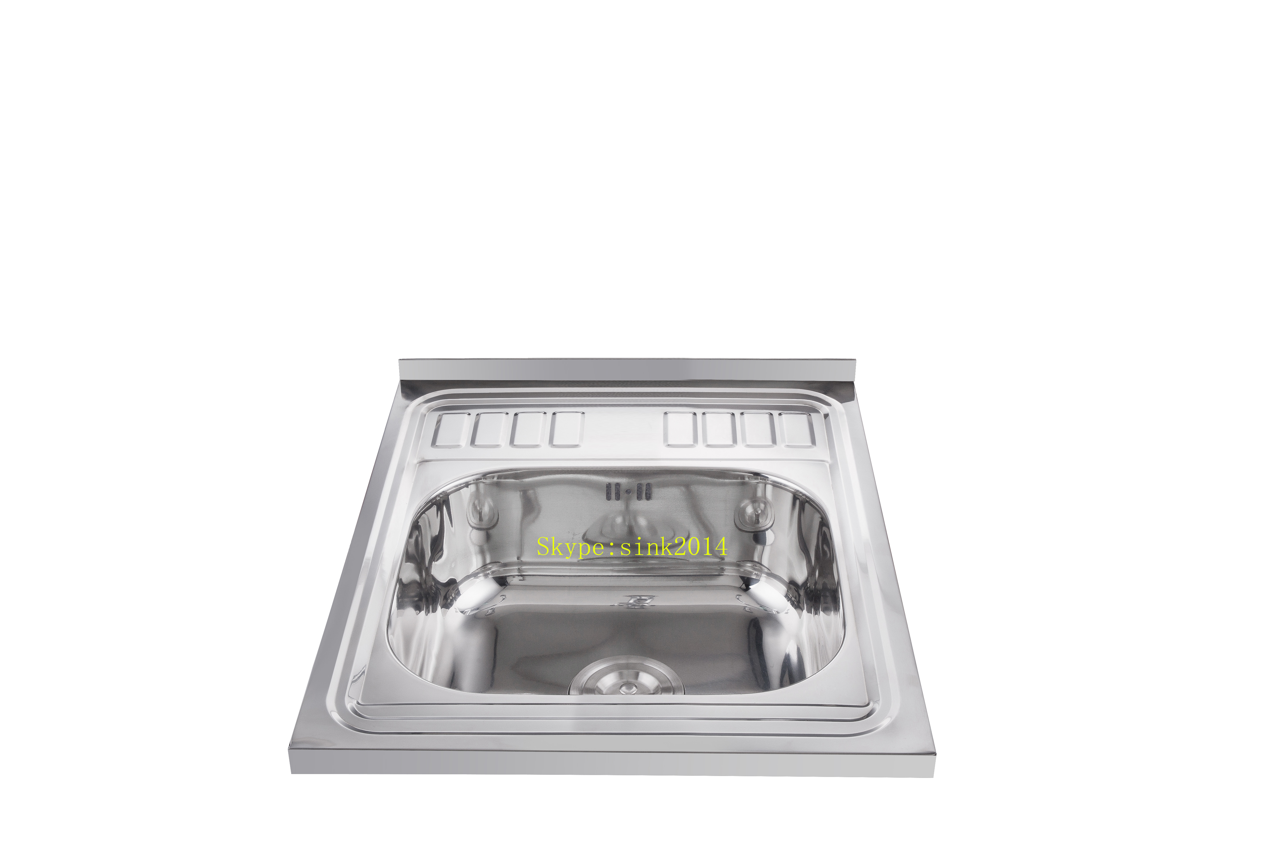 China Factory Suppy Stainless Steel Kitchen Sink WY-6050