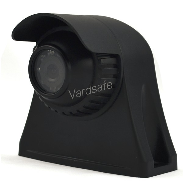 Vardsafe New CCD Heavy Duty Rear/Side View Backup Camera With Adjustable Lens