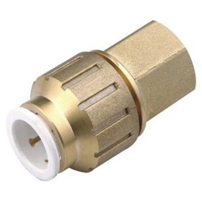 Brass Speedfit Fitting Male Straight