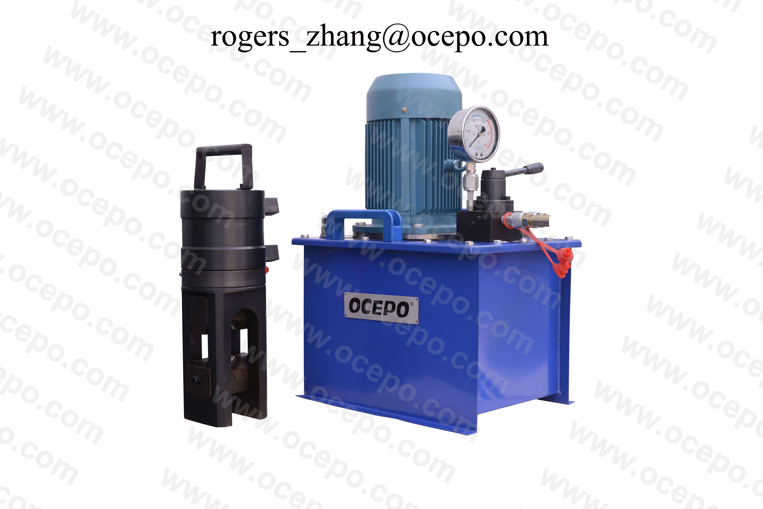 HLY-32 Rebar Cold Stamping Machine, HLY-40 Rebar Cold Stamping Machine, Press coupler machine