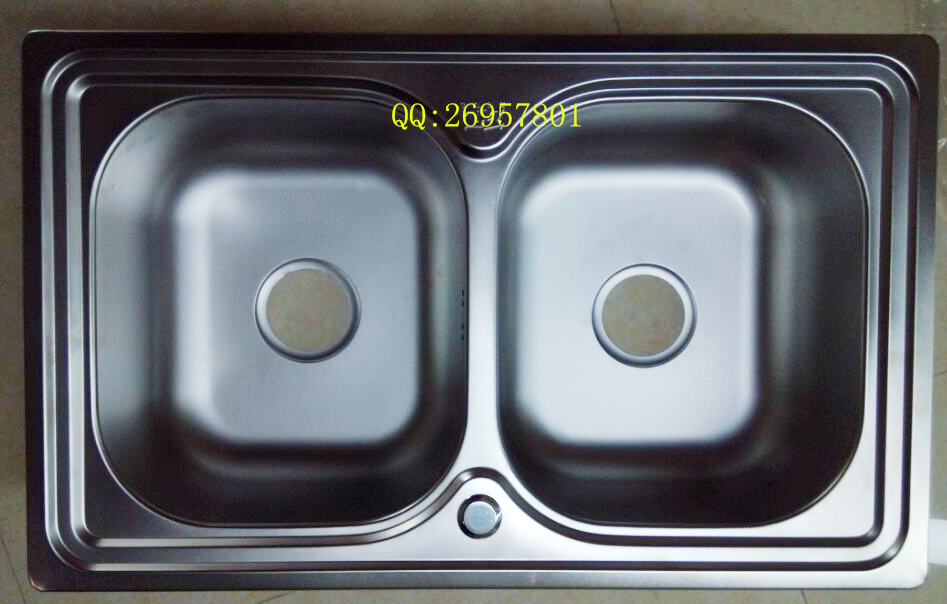 China Factory Suppy Stainless Steel Kitchen Sink WY-7848