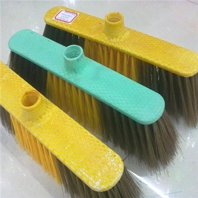 Plastic Broom Head Mould