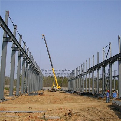 Farbication Steel Structure