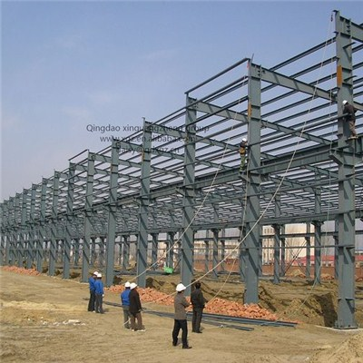 Prefab Steel Structure House