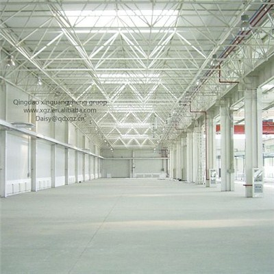 Steel Construction Prefabricated Storage Warehouse