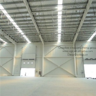 Prefabricated Steel Structure Warehouse