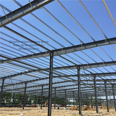 Light Prefab Steel Structure