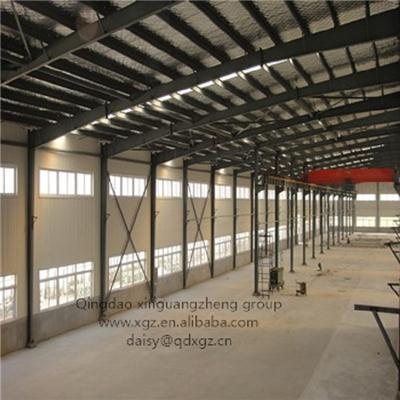 Construction Design Steel Structure
