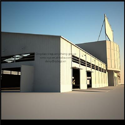Steel Structure Hangar
