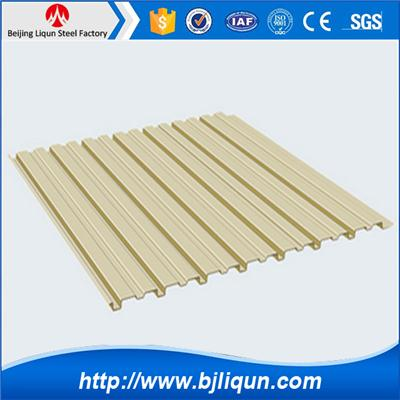 2016 Best Selling Galvanized Steel Sheet