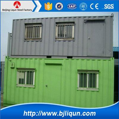 China Fashion Product Prefab House Manufacturer