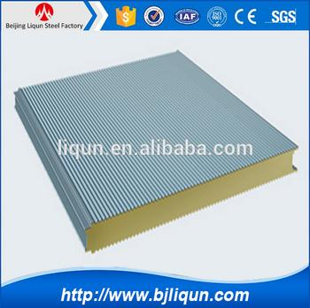 Discount Heat Insulation Pu Sandwich Panel