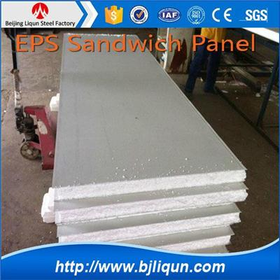 2016 High Quality Eps Sandwich Panel