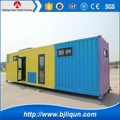 China Hot Sale Assembled Houses