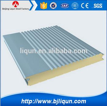 Low Price High Density Pu Sandwich Panel