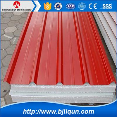 Insulated Interior Eps Wall Panel