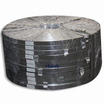Electro Galvanized Strips For Cable Armoring