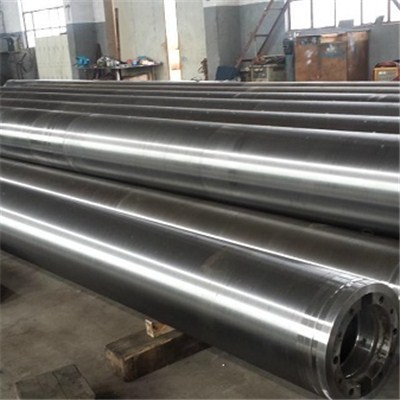 ROLLER WELDED PIPE