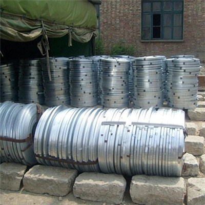 Galvanized Strips For Armored Cable