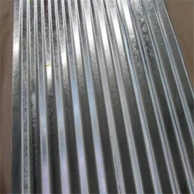 Hot Dipped Galvanized Corrugated Roof Tile