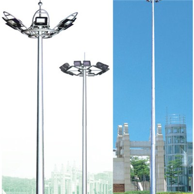 High Mast Lighting Poles