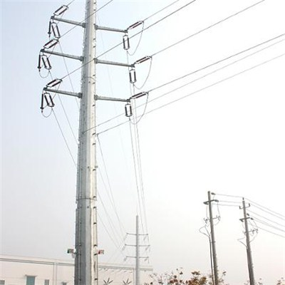 220kV Steel Tubular Pole