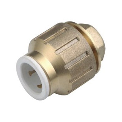 Brass Speedfit Fitting Stopper