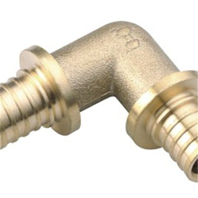 Brass Sliding Fitting Equal Elbow