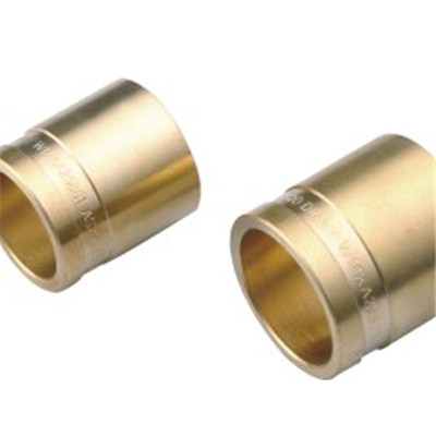 Brass Sliding Fitting Compression Sleeve