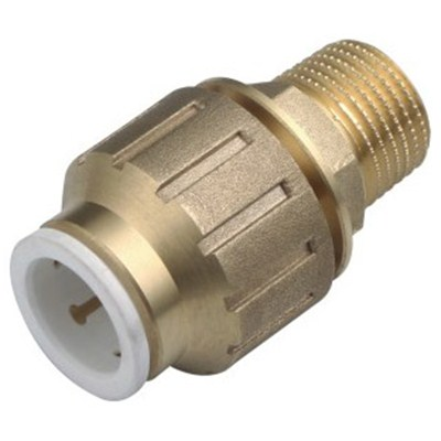 Brass Speedfit Fitting Female Straight